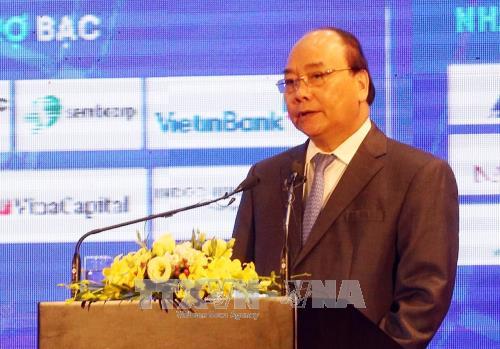 阮春福总理:岘港市需要努力保持省级竞争力指数排行榜中的前列地位 hinh anh 2
