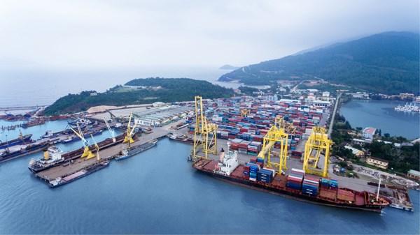 岘港沙码港二期工程于11月正式投入运营 hinh anh 1
