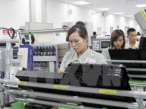 韩国大幅增加对越投资 集中在制造业和房地产业 hinh anh 1