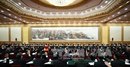中国共产党第十九次全国代表大会在北京隆重开幕 hinh anh 2