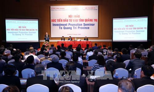 越南广治省吸引投资的六大优势 hinh anh 1