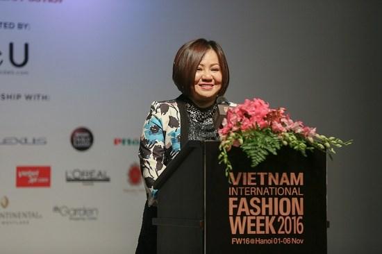 2017年秋冬越南国际时装周将在河内举办 hinh anh 1