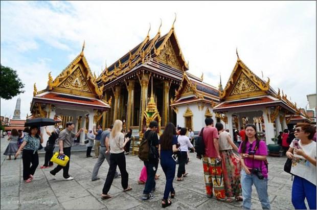 2017年赴泰的国际游客量猛增 hinh anh 1