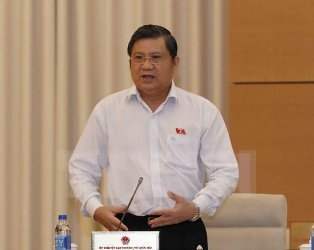 国会对外委员会主任阮文饶:越南为各国议会联盟做出切实贡献 hinh anh 1