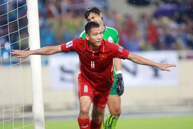 FIFA最新排名:越南上升9位 hinh anh 1