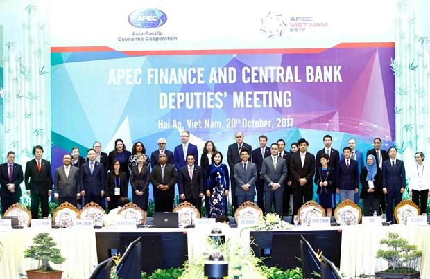 2017年APEC会议:APEC财政和央行副手会今日开幕 hinh anh 1