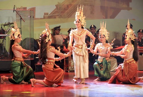柬埔寨文化周将于11月亮相河内与下龙市 hinh anh 1