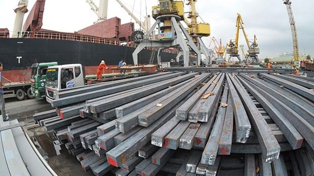 2017年前9个月越南铁钢业呈良好增长势头 hinh anh 1