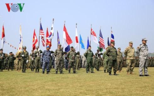 """泰国与美国联合举办的""""金色眼镜蛇""""军演将于明年2月举行 hinh anh 1"""