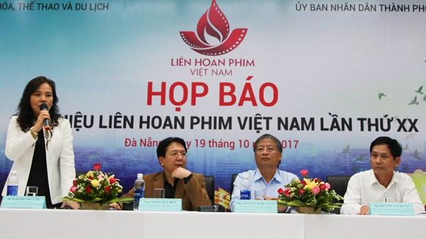 第20届越南电影节将设东盟电影奖 hinh anh 1