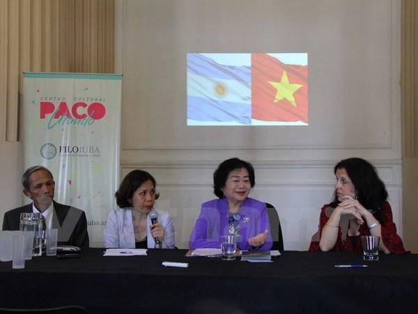 阿根廷媒体对越南发展情况给予关注 hinh anh 1