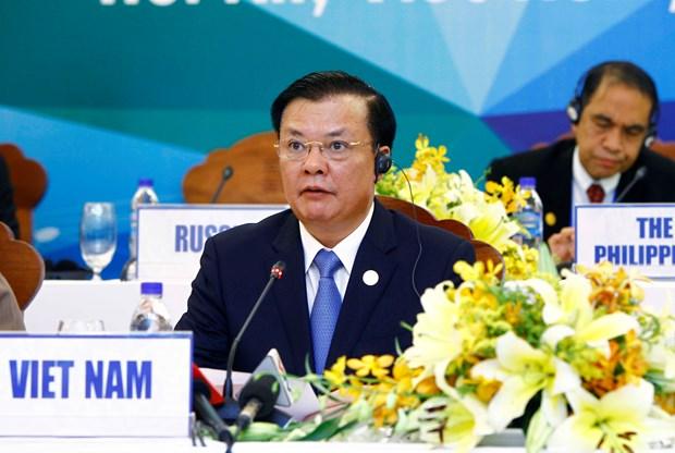 2017年APEC财长会发表联合声明 hinh anh 2