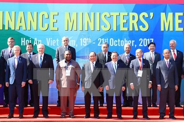 2017年APEC财长会发表联合声明 hinh anh 1