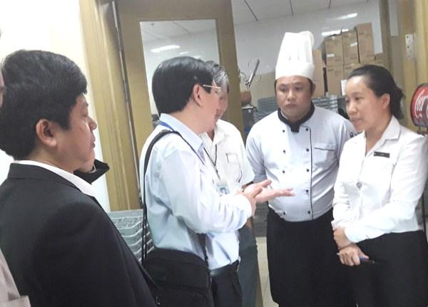 越南将为2017年APEC领导人非正式会议提供强有力的医疗卫生保障 hinh anh 1