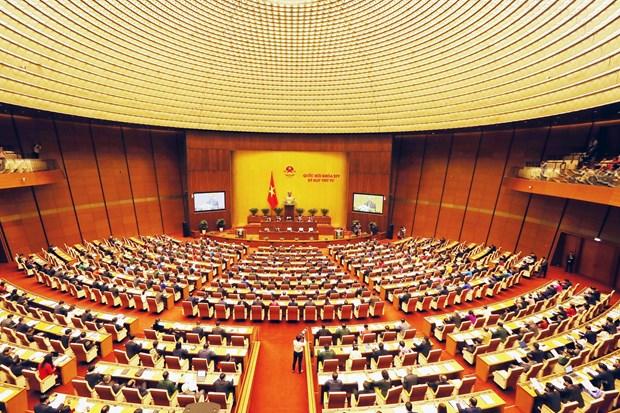 第十四届国会第四次会议:国会将就许多重要问题展开讨论并作出决定 hinh anh 2