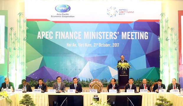 2017年APEC会议:防止税基侵蚀与利润转移需要一个整体解决措施 hinh anh 1