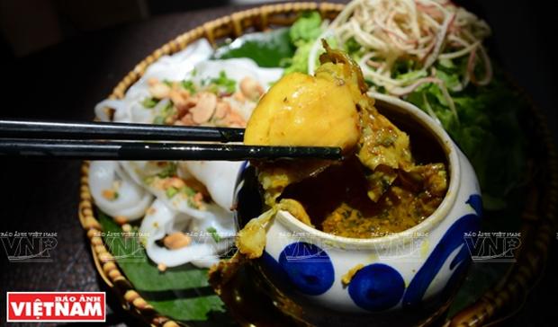 越南美食:广南米线 hinh anh 1