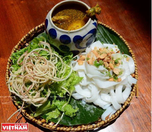 越南美食:广南米线 hinh anh 3