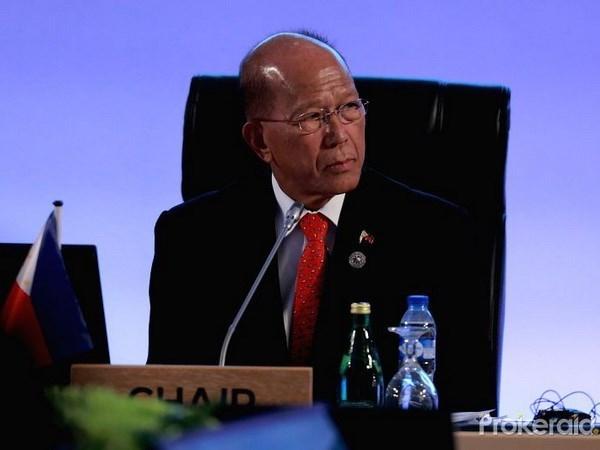 东盟各国防长与各伙伴就国际和地区安全问题召开会议 hinh anh 1