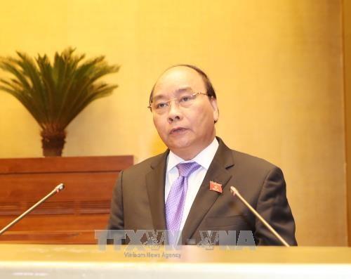 越南第十四届国会第四次会议公报(第二号) hinh anh 1