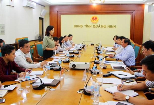 越南开展2018国家旅游年准备工作 hinh anh 1