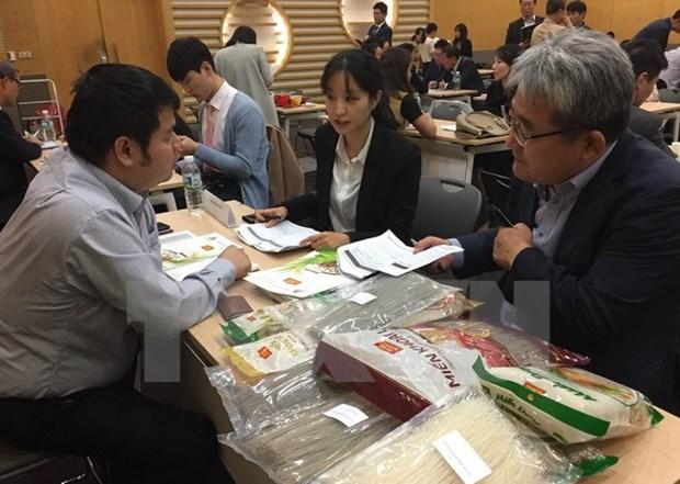 越南加大对韩国市场的商品出口力度 hinh anh 1