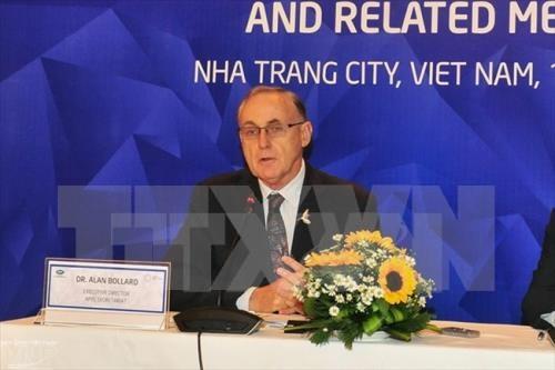2017年APEC会议:新加坡专家强调越南在引导APEC未来的作用 hinh anh 1