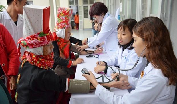 越南广宁省建设达到国家标准的医疗站 hinh anh 1