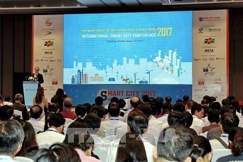 胡志明市明确以政府、企业、人民和社会组织为智慧城市建设运营的主体 hinh anh 1