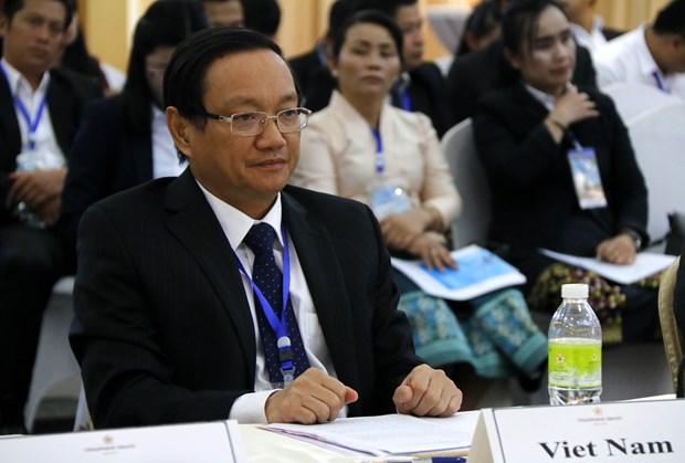 有关水资源管理与可持续发展的第六次亚欧对话会在老挝举行 hinh anh 1