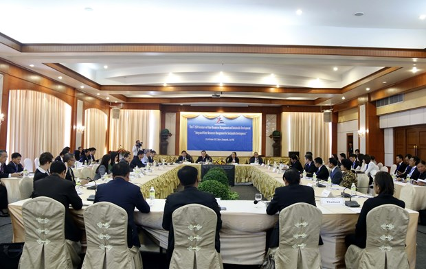 有关水资源管理与可持续发展的第六次亚欧对话会在老挝举行 hinh anh 3