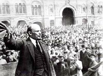 庆祝俄国十月革命100周年:俄国十月革命是越南革命指路明灯 hinh anh 1