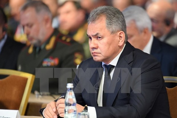 俄罗斯宣布愿意协助东盟反恐 hinh anh 1