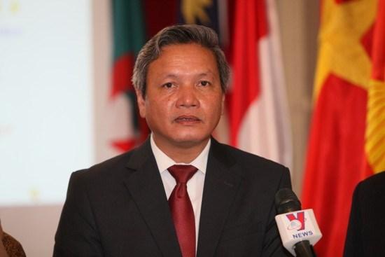越南驻阿尔及利亚大使:越南与阿尔及利亚之间的合作潜力仍有待挖掘 hinh anh 1