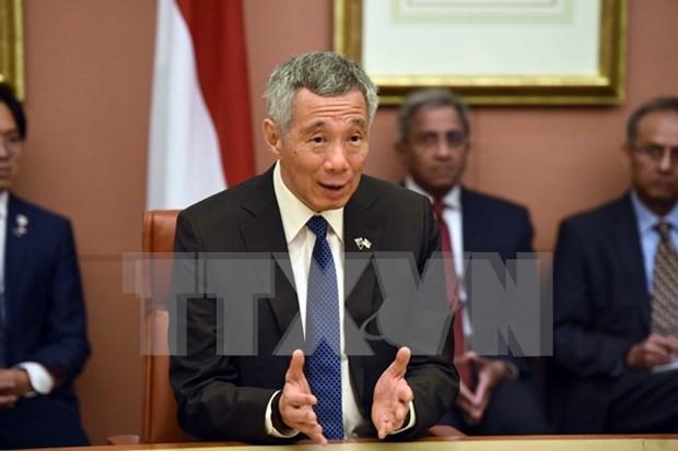 新加坡希望TPP 11个成员国将达成新协议 hinh anh 1