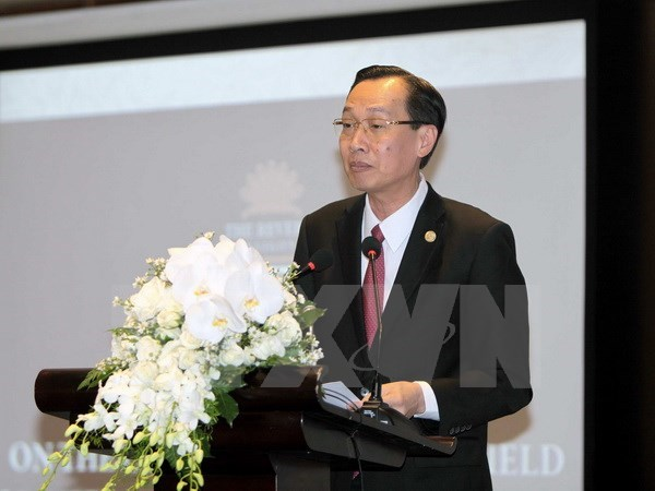 胡志明市与巴西马拉尼昂州促进经济合作 hinh anh 1
