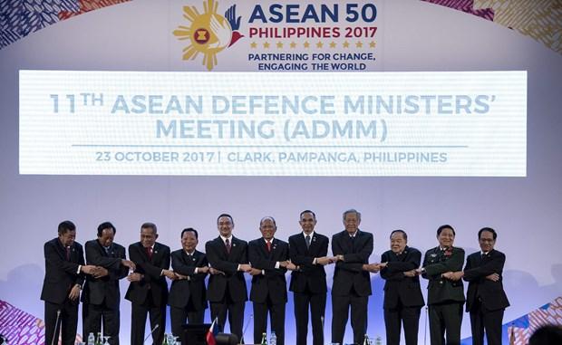 菲律宾总统:防务合作是越菲两国战略伙伴关系的主要支柱之一 hinh anh 1