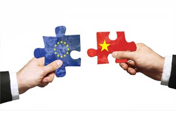 EVFTA和FTA对越南经济发展及越南企业结构调整事业带来很大影响 hinh anh 1