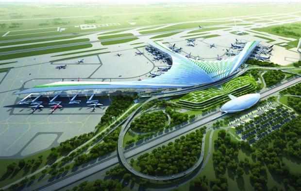 越南第十四届国会第四次会议:国会就龙城国际机场项目可行性报告进行讨论 hinh anh 2