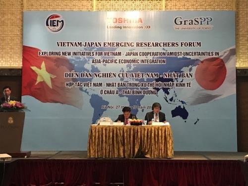 亚太经济一体化趋势中的越南与日本合作 hinh anh 1
