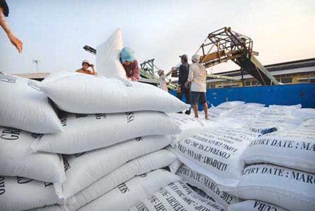 2017年前10月越南农林水产品出口额达近300亿美元 hinh anh 1