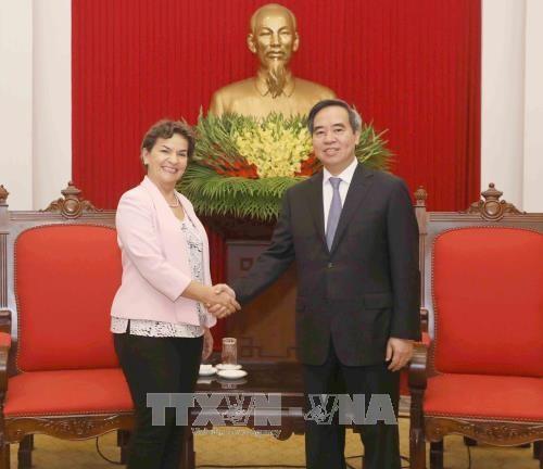 2020年气候变化倡议领导高度评价越南为应对气候变化所做出的努力 hinh anh 1