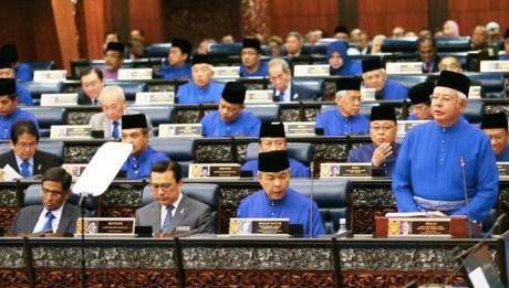 2018年马来西亚的总预算增加7.5% hinh anh 1
