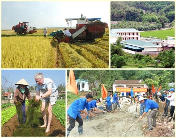 越南广宁省筹资7690亿越盾用于建设新农村 hinh anh 1