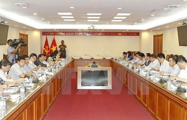 增强越南通讯社的对外新闻宣传效益 hinh anh 1