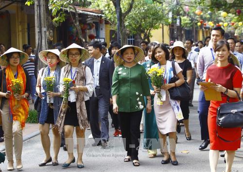 国家主席陈大光对2017年APEC领导人会议周各项活动进行总审 hinh anh 4