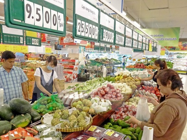 越南成为外国零售商理想目的地 hinh anh 1
