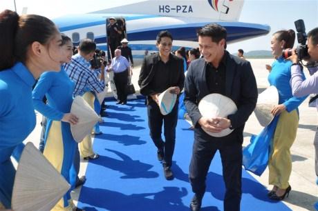 泰国曼谷航空公司开通飞往越南富国岛的直达航线 hinh anh 1