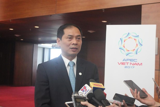 APEC——越南改革进程的重要动力 hinh anh 1