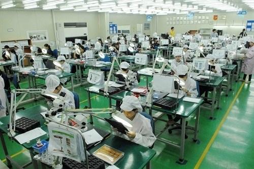 2017年前10个月越南贸易顺差12.3亿美元 hinh anh 1